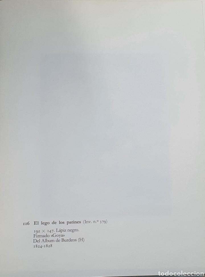 Arte: Litografia de Goya. EL LEGO DE LOS PATINES. 116 (inv 379) 192x151 Del álbum de Burdeos 1824-1828 - Foto 2 - 218756146