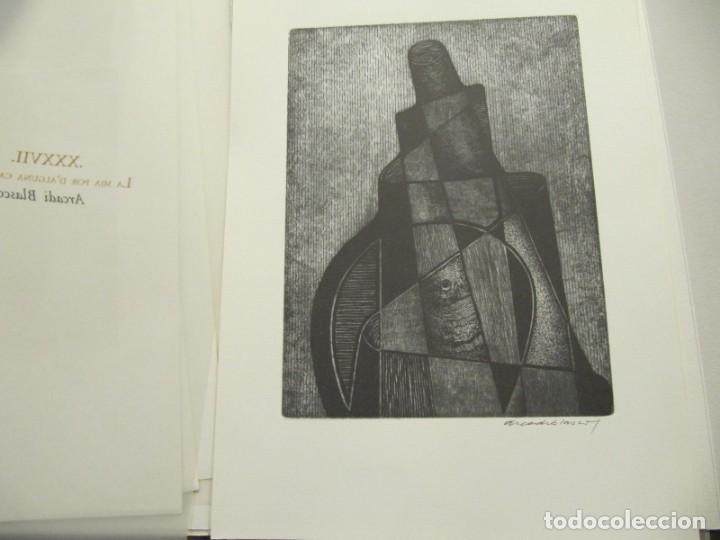 Arte: CARPETA - 9 GRAVADORS INTERPRETEN AUSIAS MARCH - JOAN GENOVES,ARCADI BLASCO,ARTUR HERAS,ANTONI MIRO, - Foto 6 - 219277500