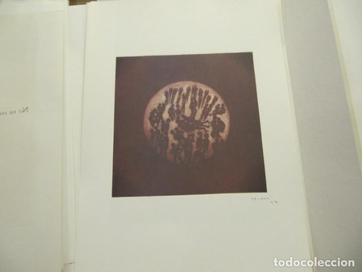 Arte: CARPETA - 9 GRAVADORS INTERPRETEN AUSIAS MARCH - JOAN GENOVES,ARCADI BLASCO,ARTUR HERAS,ANTONI MIRO, - Foto 8 - 219277500