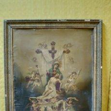 Arte: LITOGRAFÍA ANTIGUA RETRATO MARÍA, 2000-205. Lote 89717096