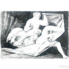 Arte: SALVATORE FIUME (1915-1997). Lote 220405383