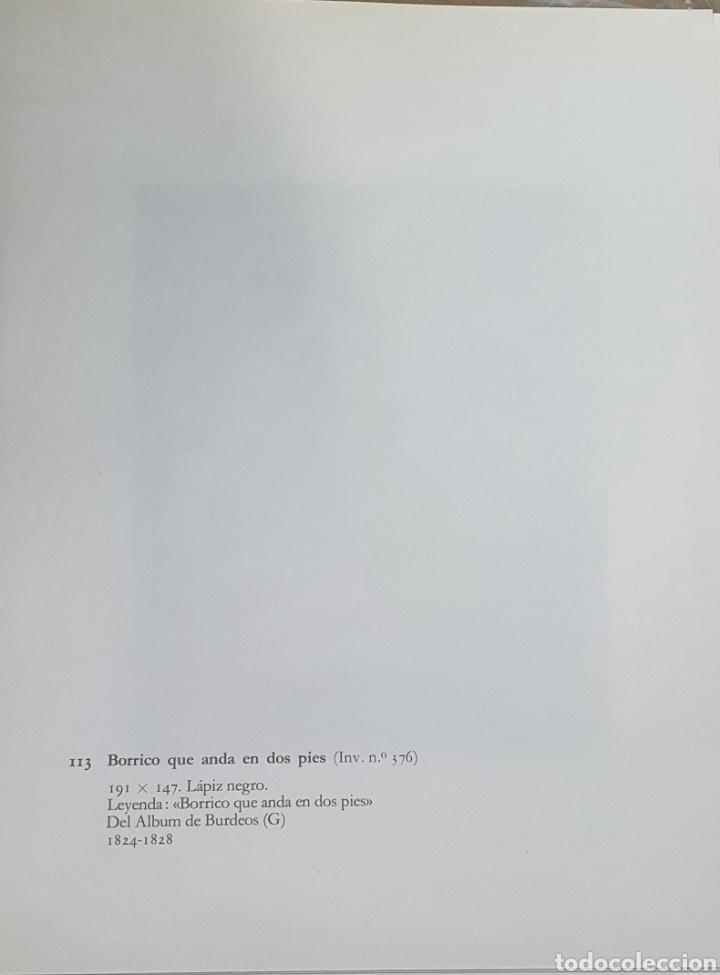 Arte: Litografia de Goya. BORRICO ANDA EN DOS PIES. 113 (inv 376) 192x151 Del álbum de Burdeos 1824-1828 - Foto 2 - 220709420