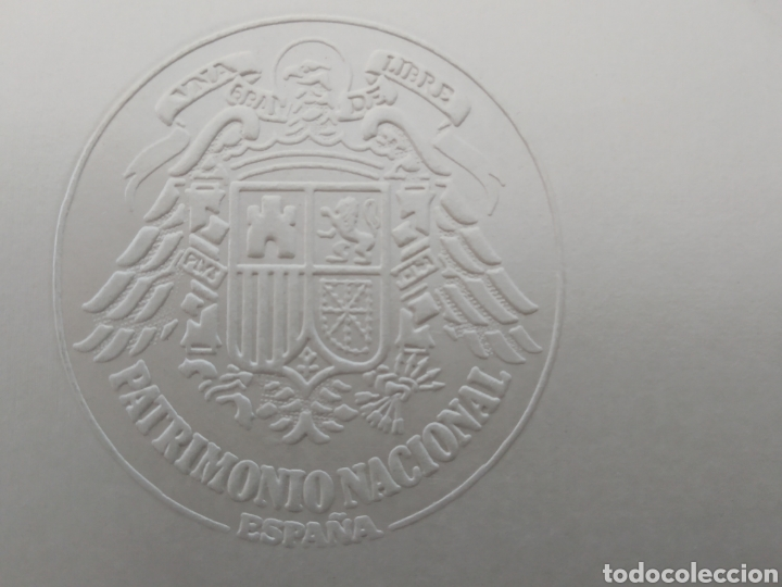 Arte: Antigua Litografía Arte Chino. Palacio Real de Aranjuez Sello Patrimonio Nacional.Lámina XX - Foto 2 - 220822005