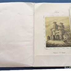 Arte: COLECCION DE 8 LAMINAS DE 10 GRABADOS ANTIGUOS DE LEON. Lote 221106188