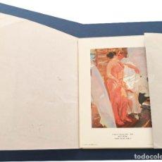 Arte: COLECCION DE 8 LAMINAS SOBRE SOROLLA. Lote 221108966