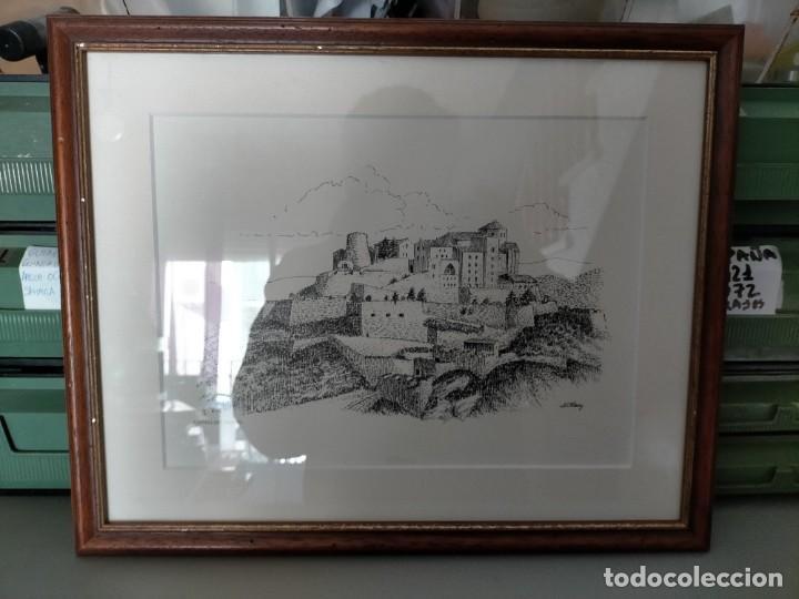 CARDONA CASTELL DE CARDONA JORDI ESTANY (Arte - Litografías)