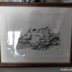 Arte: CARDONA CASTELL DE CARDONA JORDI ESTANY. Lote 221483442