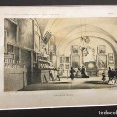 Arte: REAL SOCIEDAD ECONOMICA DE JEREZ DE LA FRONTERA ESPOSICION DE 1856.. Lote 221926896