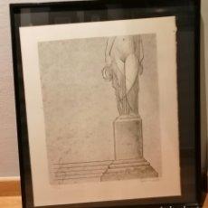 Arte: JOSEP MARIA SUBIRACHS. EUTERPE. LITOGRAFIA ORIGINAL.. Lote 222066237