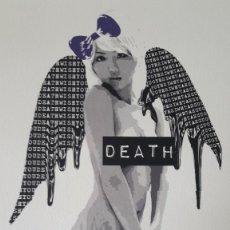 Arte: DEATH NYC.. Lote 222330406