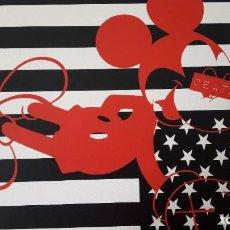 Arte: DEATH NYC-MICKEY. Lote 222333676