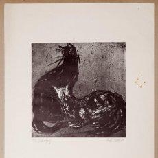Arte: RUDOLF MOSER - CATS. Lote 222620808