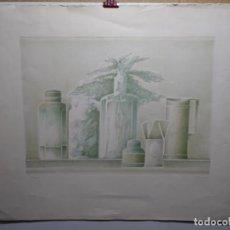 Arte: LITOGRAFÍA DE FRANCESC TODÒ.108/125.. Lote 222714383
