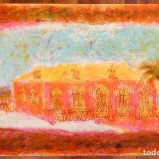 Arte: ALICIA IBARRA - FIRMA ILEGIBLE - LITOGRAFÍA. Lote 222868163