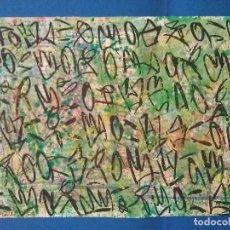 Arte: SERGI BARNILS: LITOGRAFÍA ILUMINADA - FIRMADA POR EL AUTOR. Lote 224409367