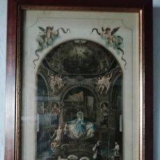 Arte: NUESTRA SEÑORA DE LA MISERICORDIA DE LA CIUDAD DE REUS. Lote 225506970