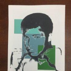 Arte: ANDY WARHOL LITOGRAFIA 57 X 38 ARCHES FRANCE TIMBRI GALLERIE D' ARTE. Lote 225743065
