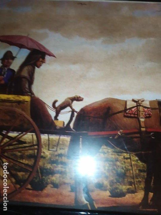 Arte: LOTE TRES LITOGRAFIA ORIGINAL DE F.MOLINA CAMPOS ENMARCADAS CRISTAL - Foto 8 - 225919550