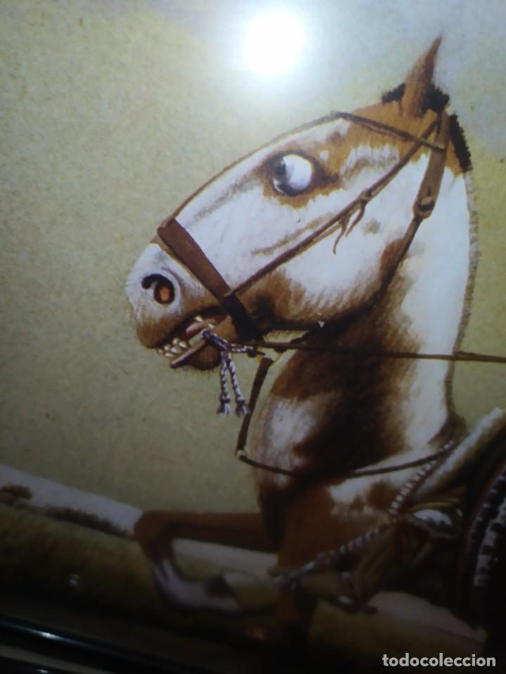 Arte: LOTE TRES LITOGRAFIA ORIGINAL DE F.MOLINA CAMPOS ENMARCADAS CRISTAL - Foto 16 - 225919550