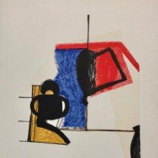 Arte: MIGUEL YBAÑEZ - LITOGRAFÍA -. Lote 227229135