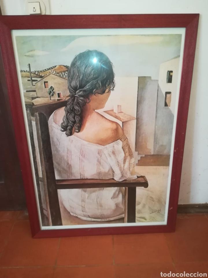 REPRODUCCIÓN SALVADOR DALÍ (Arte - Litografías)