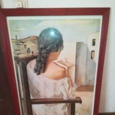 Arte: REPRODUCCIÓN SALVADOR DALÍ. Lote 229425160