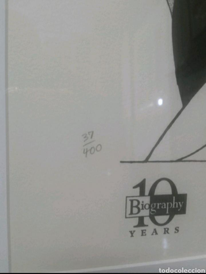 Arte: Litografia Hirschfeld Marilyn Monroe Andy Warhol Shirley Temple. - Foto 3 - 230072085