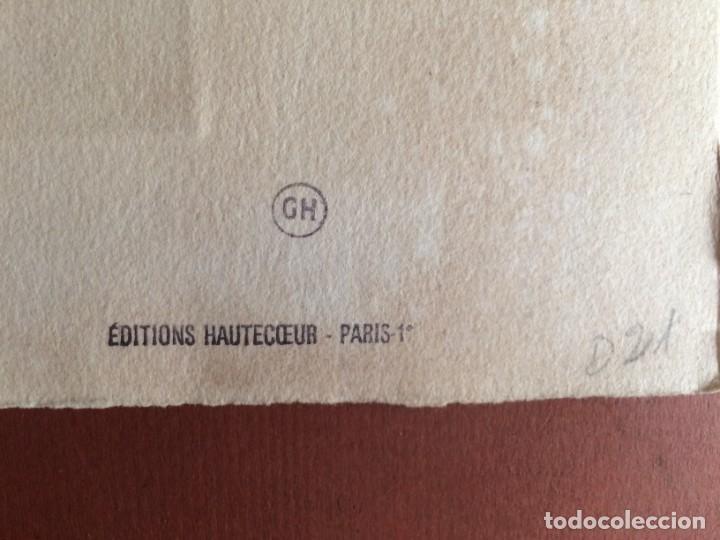 Arte: Honoré Daumier (1808-1879) - Les Gens de Justice (Siglo XIX). Editión Hautecoeur Paris - Foto 8 - 231809805