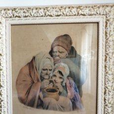 Arte: LUIS LEOPOLD BOILLY (FRANCIA 1761-1845). LITOGRAFÍA.. Lote 235435795