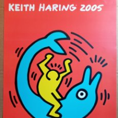 Art: ***LIQUIDACIÓN STOCK***KEITH HARING 2005.TENEUES.. Lote 235892715