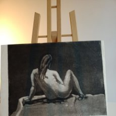 Arte: LITHOGRAFIA DE CARMEN MUÑOZ.. Lote 236207450