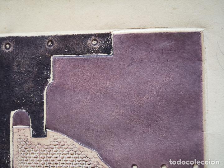 Arte: litografia Salvador Soria P.E coleccion litografias arte - Foto 9 - 230934590