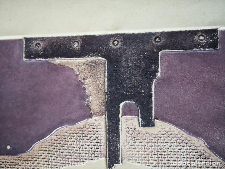 Arte: litografia Salvador Soria P.E coleccion litografias arte - Foto 10 - 230934590