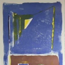 Arte: LITOGRAFIA DE ALBERT RAFOLS CASAMADA (1923-2009). Lote 239823315