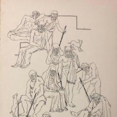 Arte: JOSEP DE TOGORES - LITOGRAFÍA -. Lote 240598795