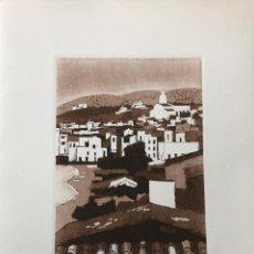 Arte: JOSEP MARIA VAYREDA CANADELL - GRABADO -. Lote 240604655