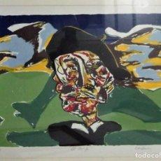 "Arte: ""EL CAMPO"".- M.A. LOMBARDIA. Lote 241320870"