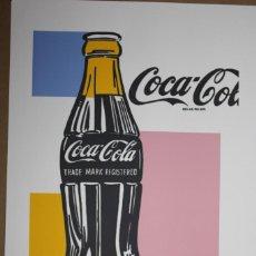 Arte: IMPRESIÓN LITOGRÁFICA ANDY WARHOL (AFTER). Lote 241656935
