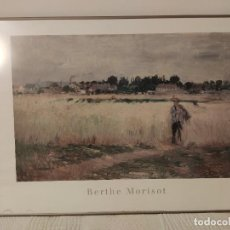 Arte: BERTHE MORISOT MUSEO D'ORSAY. Lote 242189230