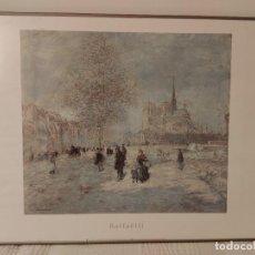 Arte: JEAN-FRANCOIS RAFFAELLI MUSEO D'ORSAY. Lote 242191905