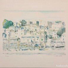 Arte: JOSEP SERRA LLIMONA - LITOGRAFÍA -. Lote 242840570