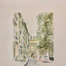 Arte: JOSEP SERRA LLIMONA - LITOGRAFÍA -. Lote 242840650