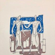Arte: CARLES COLLET - LITOGRAFÍA -. Lote 242841610