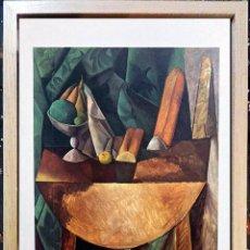 Arte: PABLO PICASSO 1954 IMPRESIÓN ORIGINAL, FIRMADA MANO. CON CERTIFICADO, EDICION LIMTADA 200. Lote 245748160