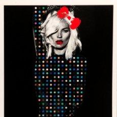 Arte: DEATH NYC (1979) - STREET ART - IMPRESIÓN FIRMADA Y CERTIFICADA. Lote 247520370