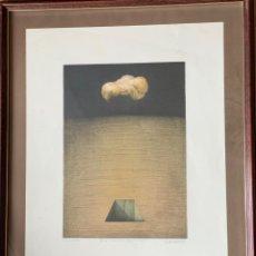 """Arte: LITOGRAFÍA SUBIRACHS """" HOMENAGE REMBRANDT"""". PRUEBA DE ARTISTA. Lote 252645550"""