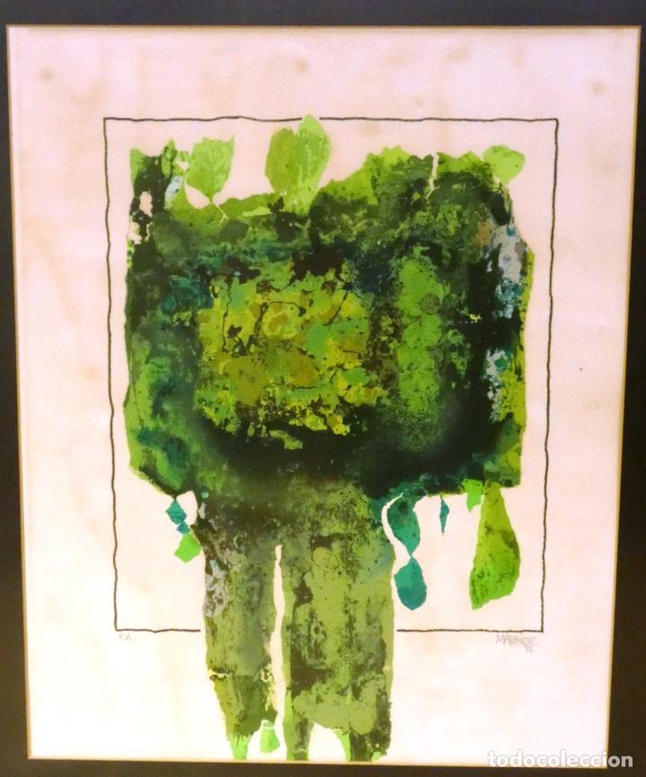 Arte: Cesar Manrique litografía - Foto 2 - 255352115