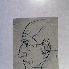 Arte: JOSEP MARIA SUBIRACHS. SALVADOR ESPRIU. GRABADO 29/ 225. CATALUÑA. Lote 257305285