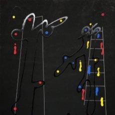 Arte: ENRIC ANSESA - LITOGRAFÍA -. Lote 260085300
