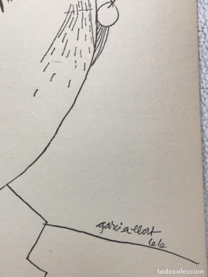 Arte: LITOGRAFÍA DE JOSEP MARÍA GARCÍA LLORT. - Foto 4 - 262189445